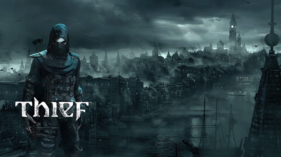 Thief PC Game Download Poster