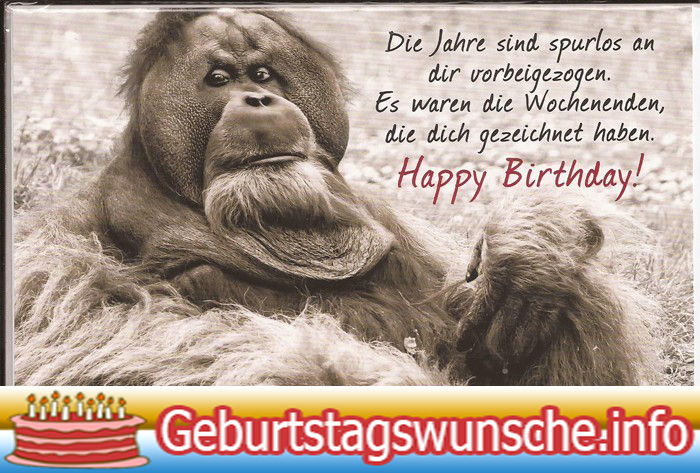 Happy birthday wunsche manner