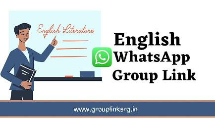 English WhatsApp Group