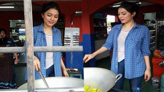 Razlinda Rohaizad, Tukang Masak Cantik