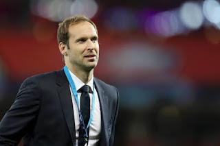 Chelsea's technical and performance advisor Petr Cech speaks on Kapa future amid exit links
