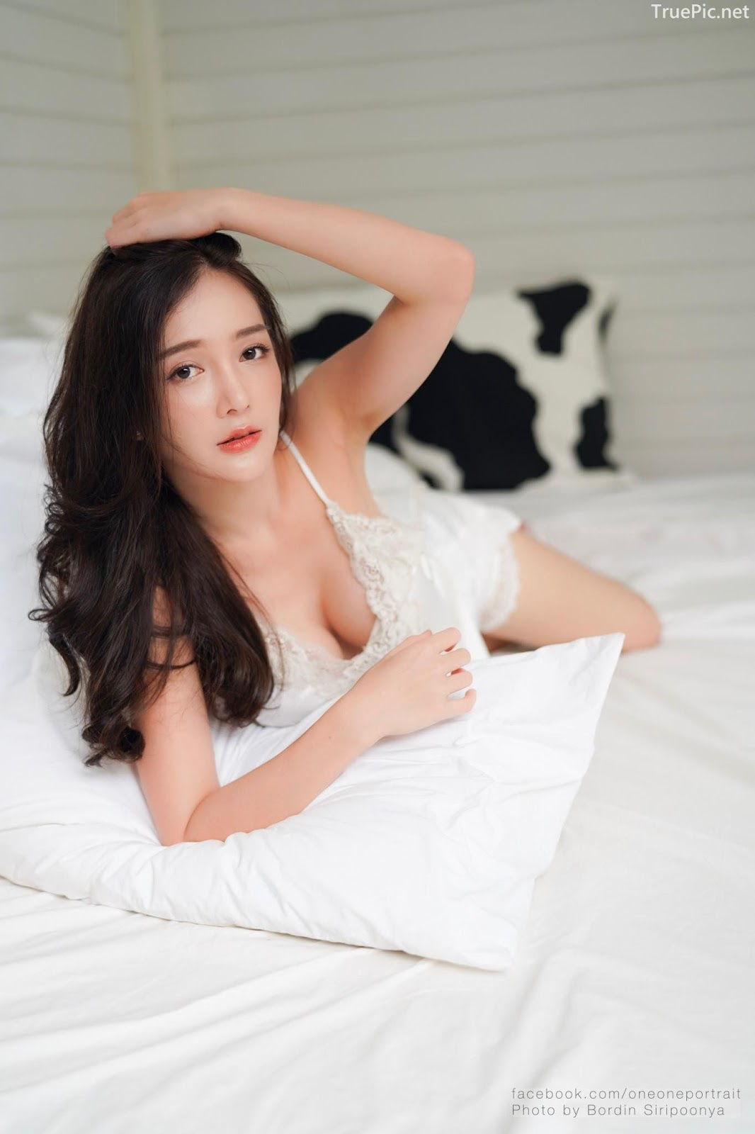 Thailand sexy model Rossarin Klinhom - Photo album Oversleeping - Picture 4