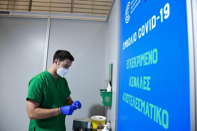 Κορονοϊός: Έρχονται νέα μέτρα - Θα αφορούν μόνο ανεμβολίαστους