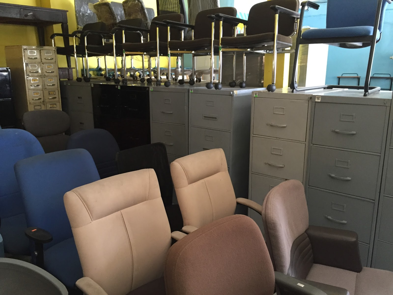 Cheap Office Chair And Table Supplier In Manila By