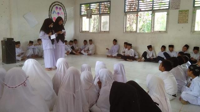Peringatan Maulid Nabi Muhammad SAW Di Nurul Huda Rokan Hulu, Riau