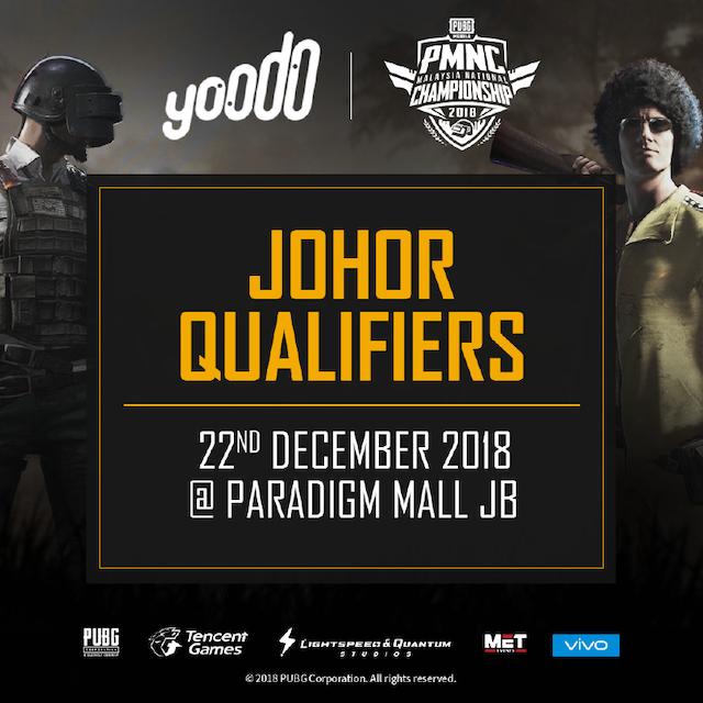 Johor Qualifiers