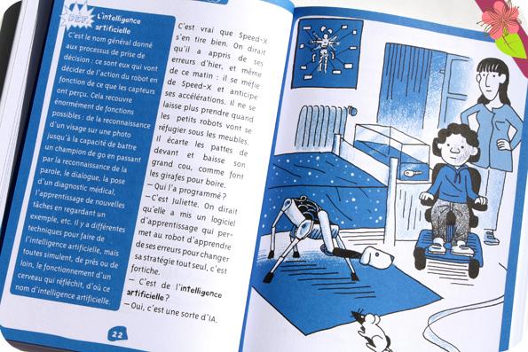 Les robots - minipommes - éditions Le Pommier