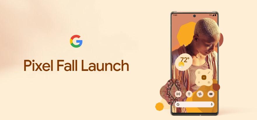 Google annuncia la data di lancio dei nuovi Pixel 6