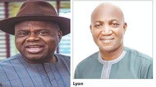 I won but was robbed of my victory - PDP governorship candidate in Bayelsa, Senator Douye Diri says