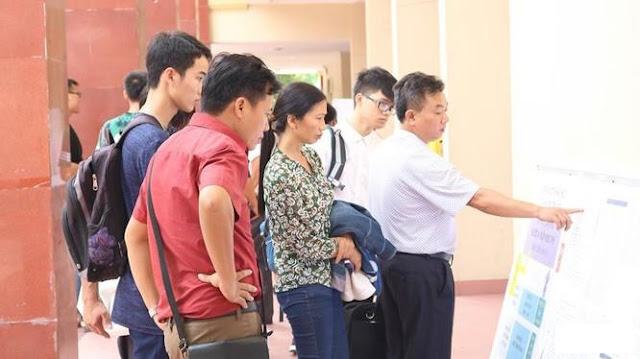 Yêu cầu kỷ luật 15 đảng viên có con được nâng điểm trong kỳ thi THPT quốc gia 2018