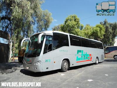 Autobuses Elite Nuevo Irizar Century