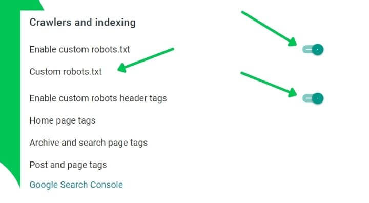 Google blogger seo setting for ranking   Blogspot SEO