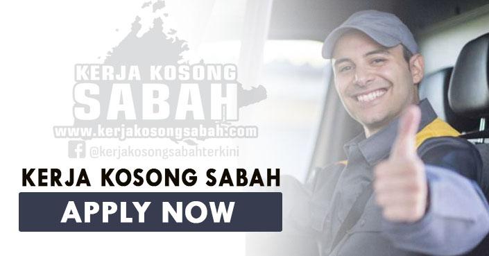 Kerja Kosong Sabah 2021 | Pemandu Kenderaan - Kekosongan 4 Orang