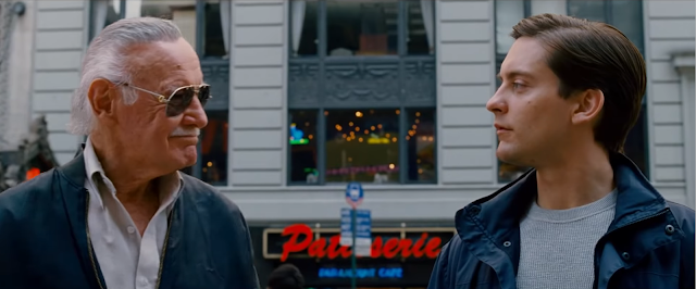 5 things YOU MUST know Stan Lee, Spider-Man 3 (2007)