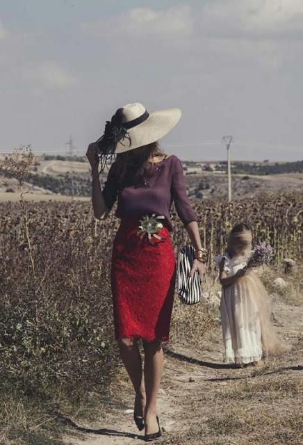 Hermosos sombreros de novias | Colección Pamela