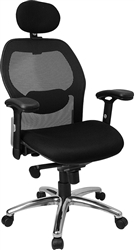 Flash Furniture high back task chair with headrest