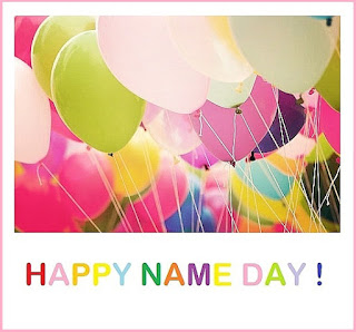 Name day e-cards greetings free download