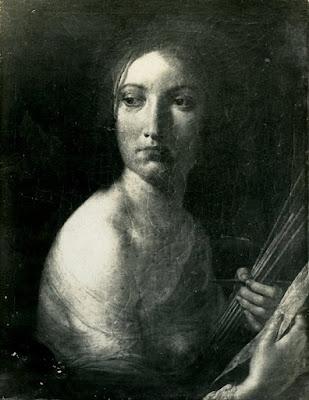 Autoportrait, Chiara Varotari