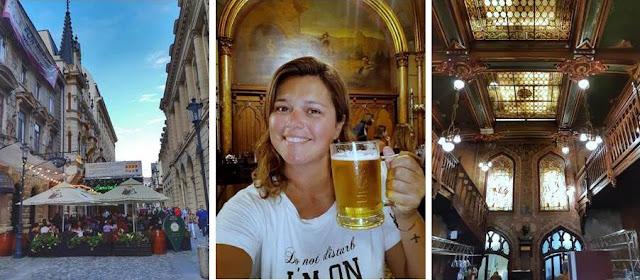 Caru'cu bere Bucareste
