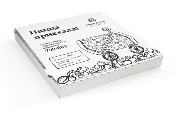 35 Creative Pizza Packaging Design Ideas Jayce O Yesta