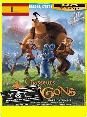Cazador De Dragones (2008) Latino HD [720p] [GoogleDrive] rijoHD