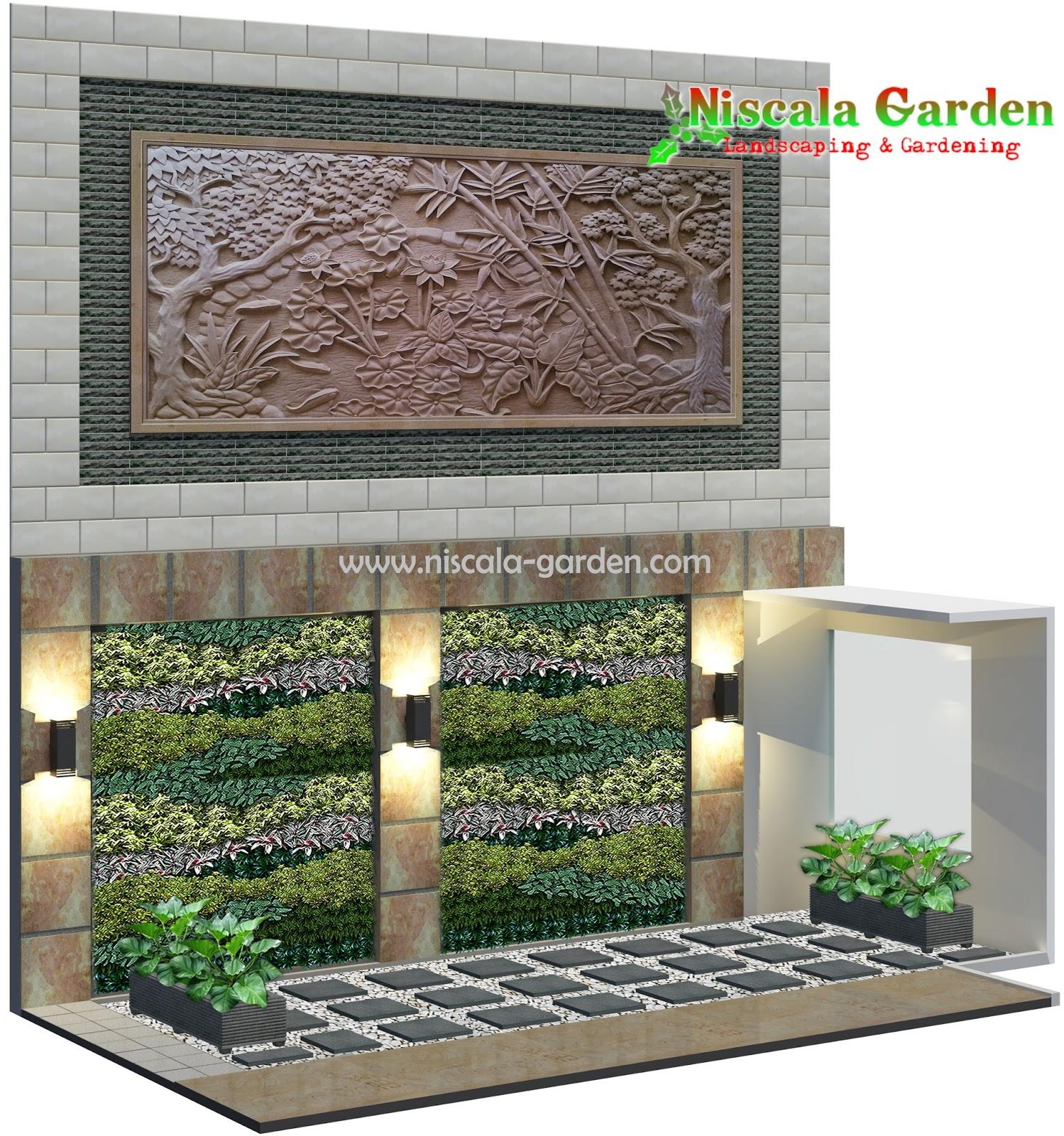Inspirasi Desain Taman Minimalis Di Samping Rumah Masa Kini