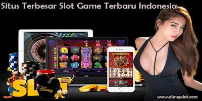 Situs Terbesar Slot Game Terbaru Indonesia