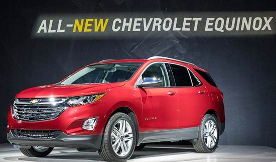 2018 Chevrolet Equinox Could Be the Compact SUV