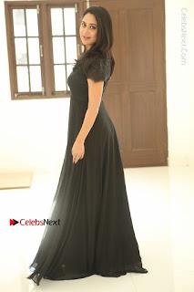 Actress Miya George Latest Po Gallery in Black Gown  0301.JPG