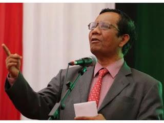 Mahfud MD Sebut Habib Rizieq Dicekal karena Himpun Dana Ilegal, FPI: Bohong Besar!