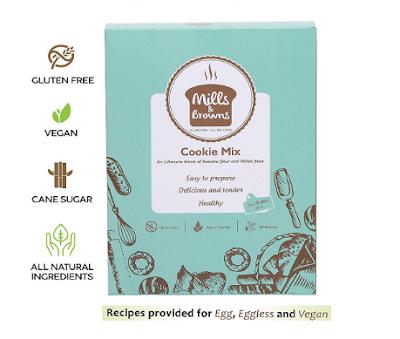 Mills & Browns Baking Supplies (Cookie Mix, 250 g)