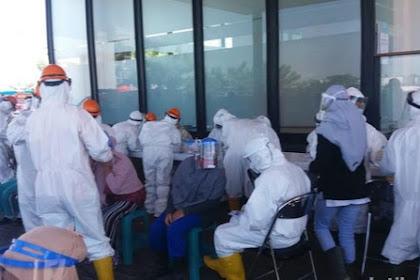 Hasil swab tes. 149 pekerja Pabrik Udang Situbondo positif Corona