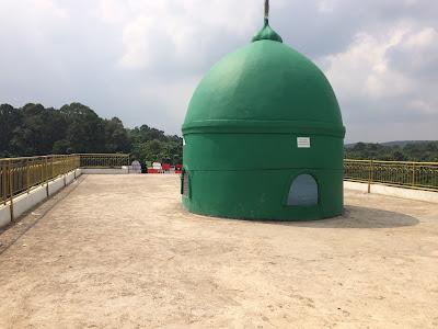 Kubah Masjid Kapal Semarang