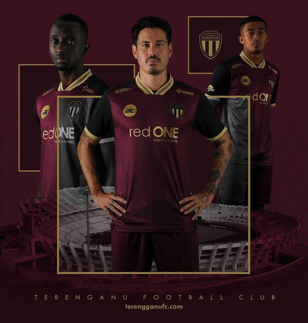 Terengganu FC 2021 Kits