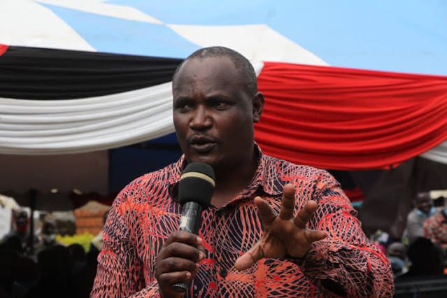 Suba South MP John Mbadi photo