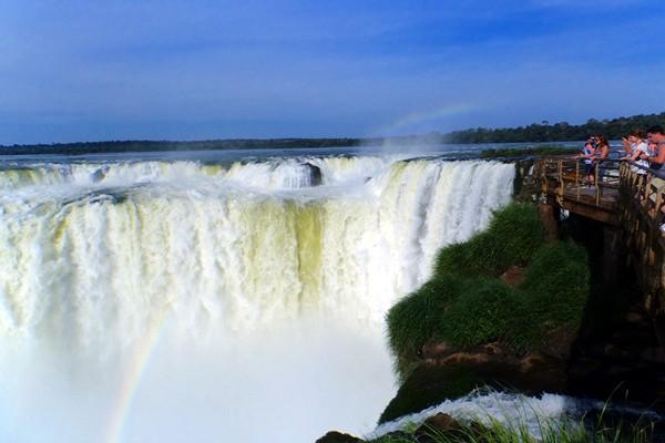 Cataratas del Iguazú - Garganta del Diablo