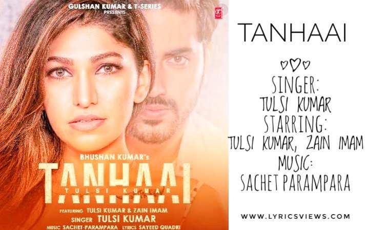 Tanhaai Lyrics