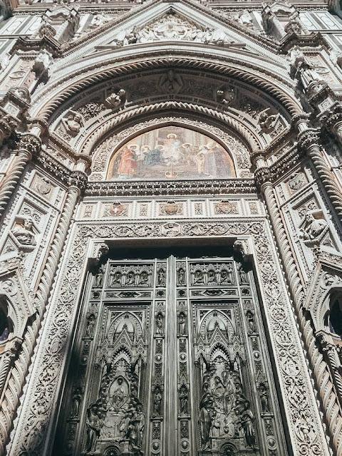Piazza del Duomo; florencja, firenze, florence, italy, włochy