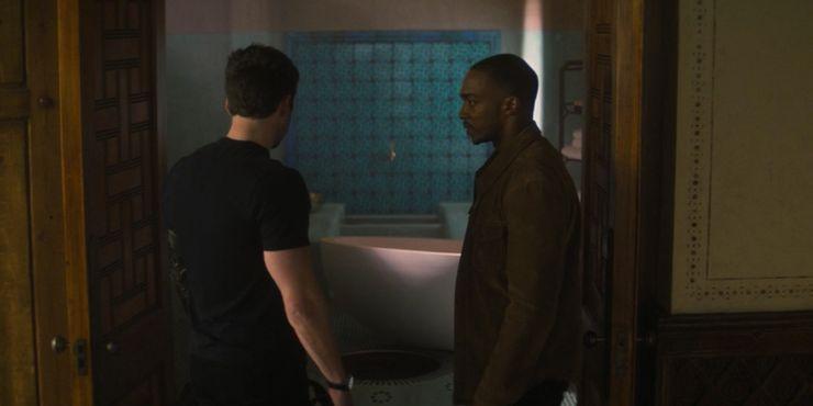 «Сокол и Зимний Солдат» (2021) - все отсылки и пасхалки в сериале Marvel. Спойлеры! - 57