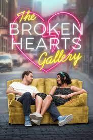 The Broken Hearts Gallery [2020] [DVDR] [NTSC] [Latino]