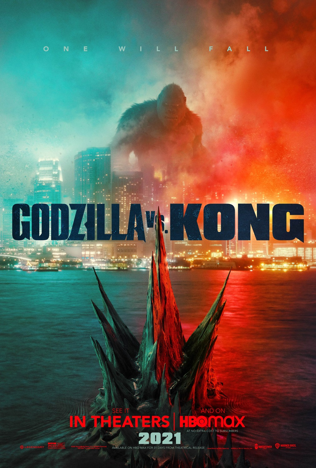 Download Filme Godzilla vs. Kong Torrent 2021 Qualidade Hd