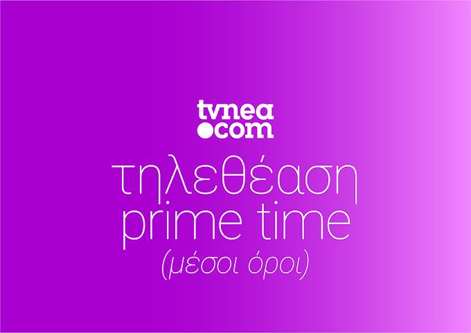 Το ταμείο στο Prime time... (2/8/2020)