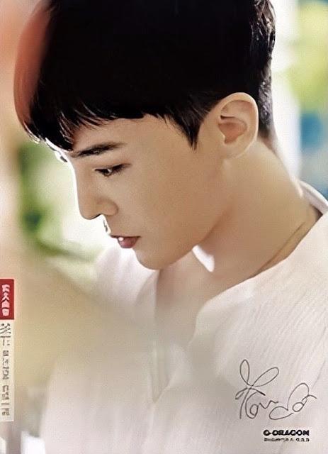"G-Dragon Terpilih Menjadi Model Iklan Minuman Tiongkok ""Nongfu Springs"""