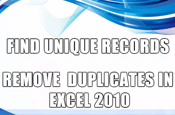 how to find mean on excel 2010