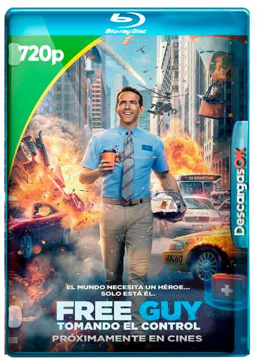 Ver Descargar Free Guy Tomando El Control Brrip 720p Castellano Mega Mediafire Espana Descargasok Aportes Latinos