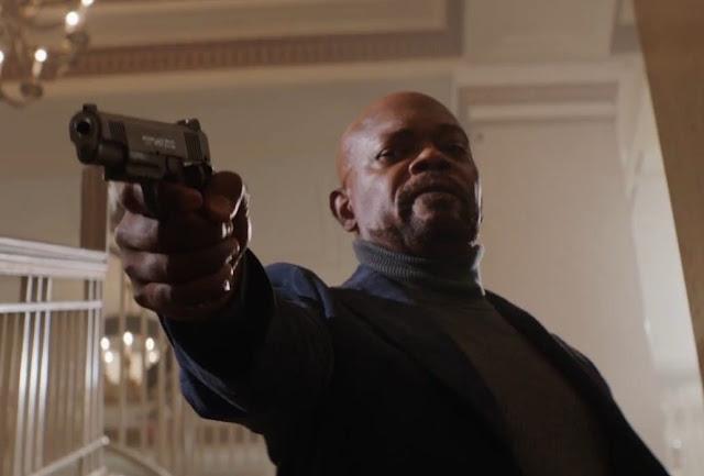 """Samuel L. Jackson entra em ação no trailer inédito de """"Shaft"""""""