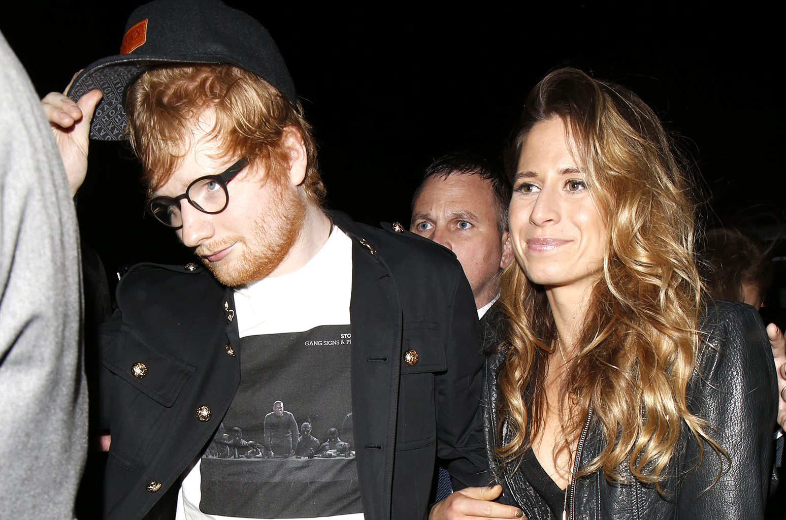 Famous British Singer, Ed Sheeran Confirms Marriage To Long-Time Girlfriend