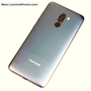If you lot are looking for the service middle of this build PocoPhone F1 launched equally the Xiaomi Flagship