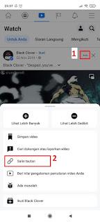 Cara Menyimpan Video dari Facebook ke Galeri Dengan Mudah