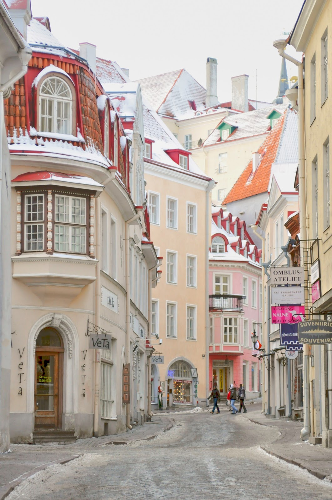 Tallinn, Estonia, Travel
